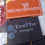 tapetes personalizados  em Joinville, SC por Cidral Capachos Personalizados