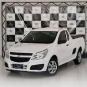 CHEVROLET MONTANA – 1.4 MPFI LS CS 8V FLEX 2P MANUAL 2019 em Botucatu, SP por Seven Motors Concessionária