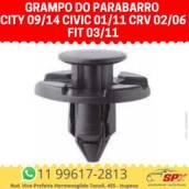 Grampo do Parabarro City 09/14 Civic 01/11 Crv 02/06 Fit 03/11 em Itupeva, SP por Spx Acessórios e Autopeças