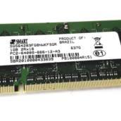 Memoria DDR2 1GB Notebook em Botucatu, SP por Multi Consertos - Celulares,  Informática e Vídeo Games