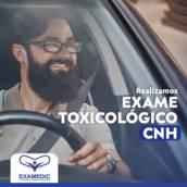 Exame Toxicológico CNH
