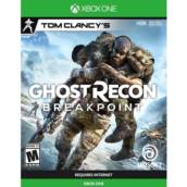 Tom Clancy's Ghost  Recon Breakpoint - XBOX ONE (Usado) em Tietê, SP por IT Computadores, Games Celulares