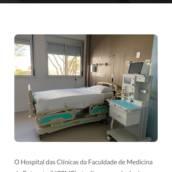 Consultório clínica descontanação