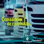 Consórcio Caminhão em São Roque, SP por Central Cred SR