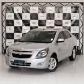 CHEVROLET COBALT – 1.8 SFI LTZ 8V FLEX 4P MANUAL 2013 em Botucatu, SP por Seven Motors Concessionária
