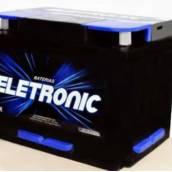Bateria 60AH ELETRONIC em Botucatu, SP por Princal Baterias - Loja 1