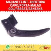 Maçaneta Int. Abertura Capo/Porta-Malas Gol/Passat/Santana em Itupeva, SP por Spx Acessórios e Autopeças