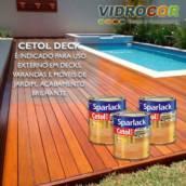 Verniz Cetol Deck galão 3,6L