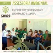 Assessoria Ambiental para condomínios em Aracaju, SE por Iandé Engenharia Sustentável