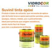 Suvinil Epóxi base solvente