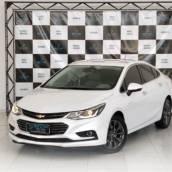 CHEVROLET CRUZE – 1.4 TURBO LTZ 16V FLEX 4P AUTOMÁTICO 2018/2019 em Botucatu, SP por Seven Motors Concessionária