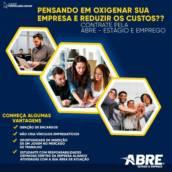 Contrate Estagiário em Foz do Iguaçu, PR por ABRE Foz