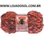 Lã Pompom Mini