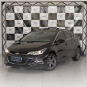 CHEVROLET CRUZE – 1.4 TURBO SPORT6 LTZ 16V FLEX 4P AUTOMÁTICO 2016/2017 em Botucatu, SP por Seven Motors Concessionária