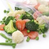 Legumes e Vegetais Supercongelados