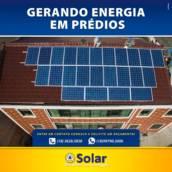 Energia Solar para Prédios