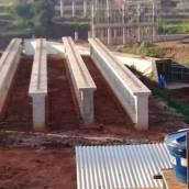 Construção da Fundação