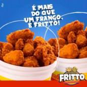 Frango no balde mini
