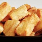 Mandioca Frita 60grs