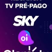 Recarga TV Pré Pago