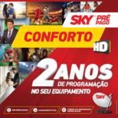 Kit SKY conforto HD