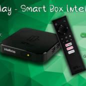 Smart TV box da Intelbras