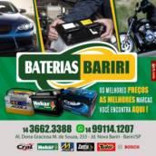 Baterias Cral