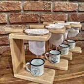 Coador de Café Artesanal