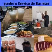 """Promoção """"Contrate o Buffet e GANHE Serviços de Barman"""