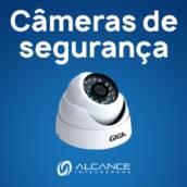 Câmeras de Segurança em Presidente Prudente