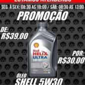 Óleo Shell 5W30 (Sintético)