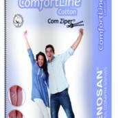 Comfortline Cotton com Zíper