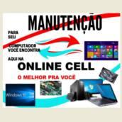 MANUTENÇÃO PARA CPU OU NOTEBOOK NA ONLINE CELL em Penaforte, CE por Online Cell