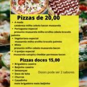 Cardápio Pizzaria KiPizza  em Avaré