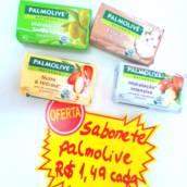 Sabonete Palmolive