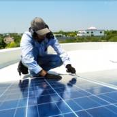 Instalação e comissionamento de sistemas fotovoltaicos