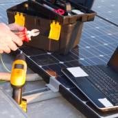 Manutenção de Sistemas Fotovoltaicos