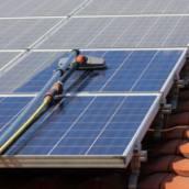 Limpeza de Sistemas Fotovoltaicos