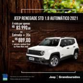Jeep Grandourados