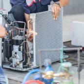 Manutenção Preventiva e Corretiva em Sistemas de Ar Condicionado Comercial
