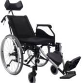 Cadeira de Rodas Fit Reclinável Ortopedia Jaguaribe - A Paulistinha Saúde