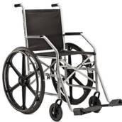 Cadeira de Rodas 1009 PI Ortopedia Jaguaribe - A Paulistinha Saúde