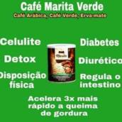 Café Marita Verde em Indaiatuba - Marita Netword - Ponto de Apoio