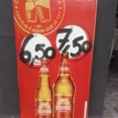 Promoção de Cerveja Brahma em Avaré