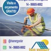 Energia Solar em Botucatu