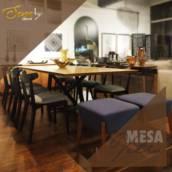 Mesa de Jantar Vetra