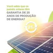 Seguro Solar - Primeiro ano Grátis!