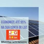 Economize até 95% na sua conta de Luz!