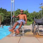 Cadeira de Transferência para PCD, Idosos, Gestantes