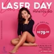 Promoção imperdível Laser Day